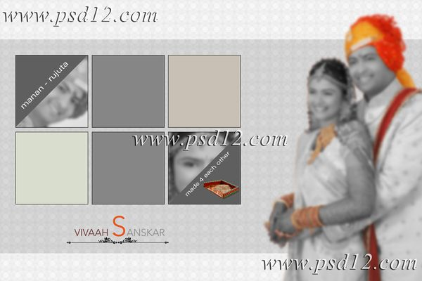 Latest Wedding Album 2019 Design Psd Templates Mix