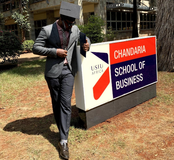 Master of Business Administration (MBA) at USIU