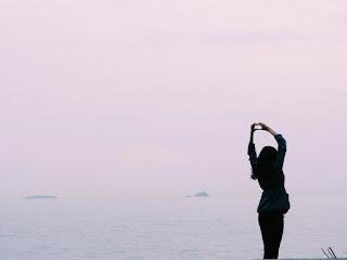 Сделать сердце руками фото