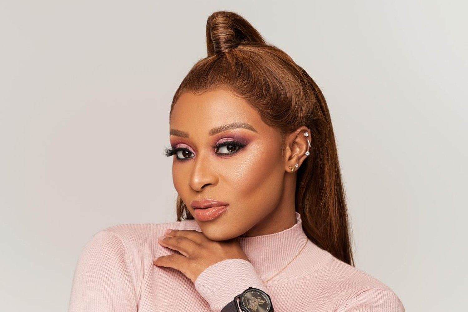 DJ Zinhle Confirms Pregnancy and 'Unexpected' Reality TV Show!