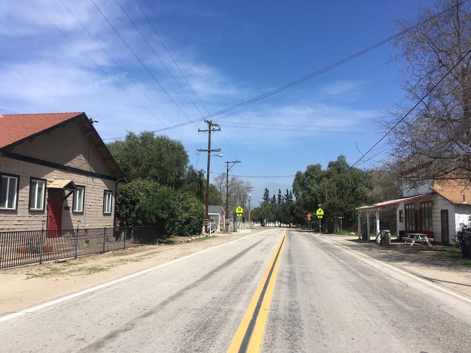 after taking cat canyon road to palmer road i took it north to sisquoc on foxen canyon road which was once the eastern terminus for california state route