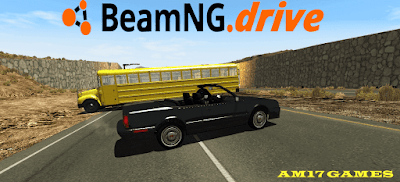 BeamNG, Drive, is a, vehicle, Simulation, game, developed, and, published, by, BeamNG, And, released, in may 2015,