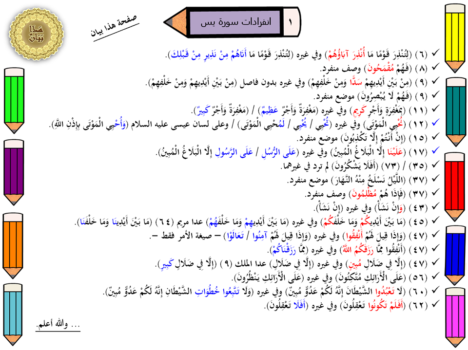 كتاب زبدة التفسير pdf