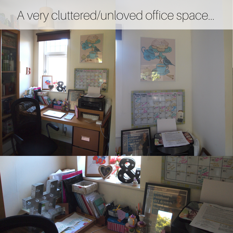 Messy Office Kitchen: Mrs Bishop's Bakes And Banter: Creating A Gallery Wall In