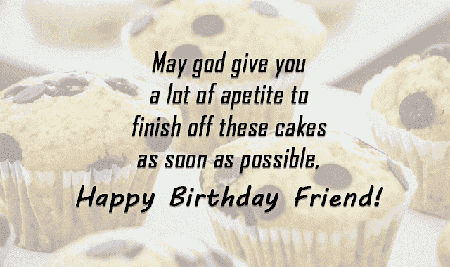 long touching birthday message to a best friend