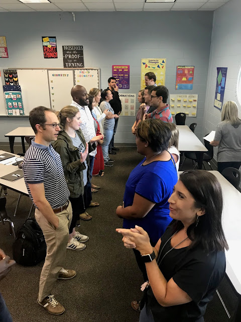 new teacher ice breaker