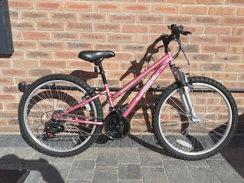 Teenage Girls Bike