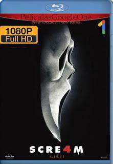 Scream 4(2011) [1080p BRrip] [Latino-Inglés] [GoogleDrive]