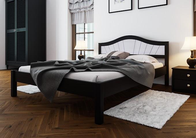 Кровать Италия с мягким изголовьем 140х190/200  ТМ ЧДК