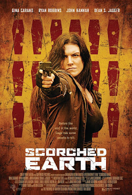 Scorched Earth 2017 DVD R1 NTSC Spanish