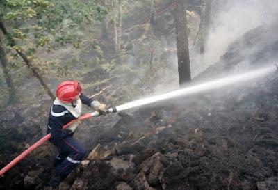 [COM ONF] BLEAU est placée en Alerte Incendie sévère pour les prochains jours