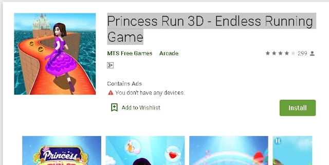 endless best running game for android