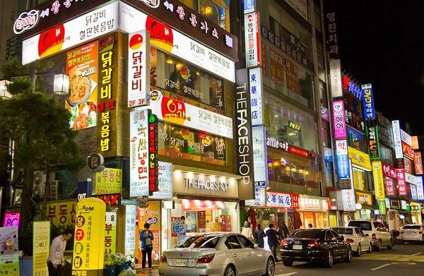 Dongdaemun Nơi mua sắm lý tưởng tại Seoul