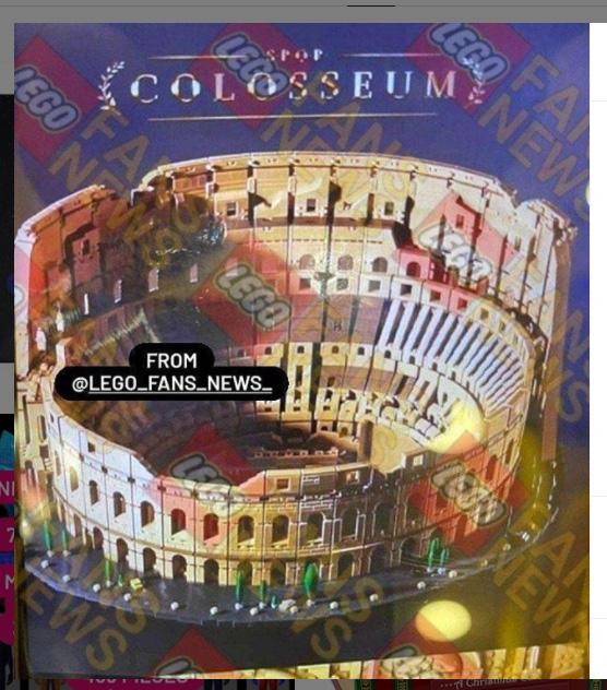 10276 ローマのコロッセオ:Roman Colosseum