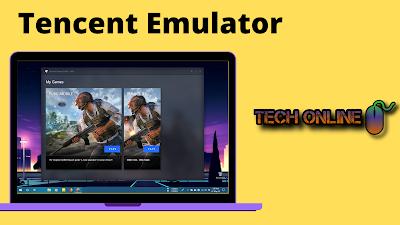 المحاكي الرسميTencent Emulator
