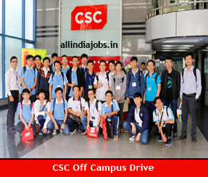 CSC Off Campus