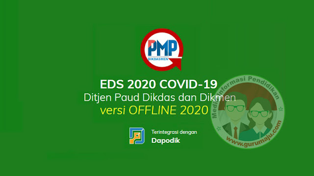 Download Aplikasi EDS PMP 2020 2021 COVID19