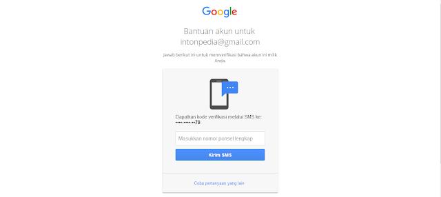 Tips Dan Cara Mengatasi Lupa Kata Sandi Atau Password Pada Akun Gmail