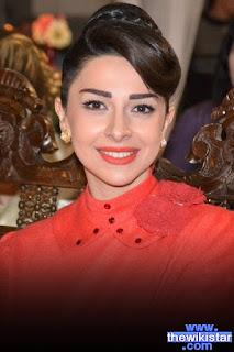 تاج حيدر (Taj Haider)، ممثلة سورية