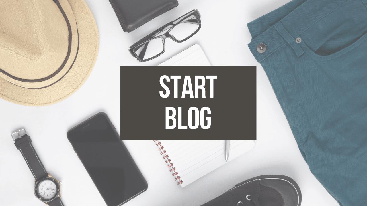 full blogging guide