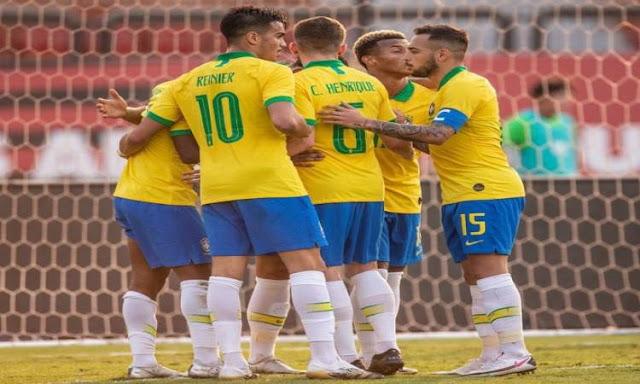 منتخب البرازيل الأولمبي