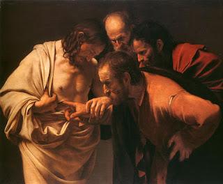 Jesus recupera o ministério de Tomé