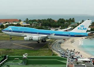 Aeropuerto de Princesa Juliana, Saint Marteen, San Martin