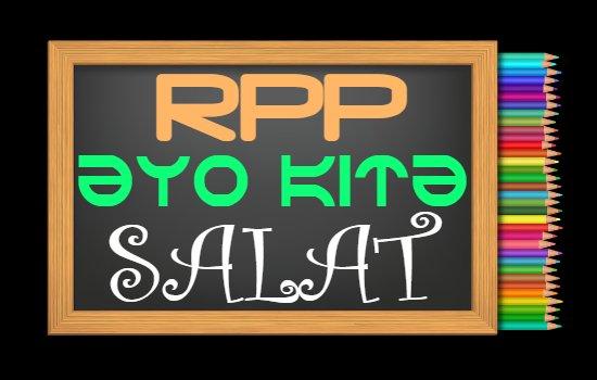 RPP PAI Kelas 2 Semester 2 Tahun 2020/2021, Materi Ayo Kita Salat