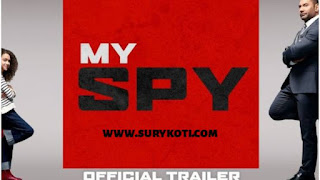 My Spy  New Movies Coming Out