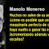 """Manolo Monereo: """"El bipartidismo se refuerza por la derecha"""""""