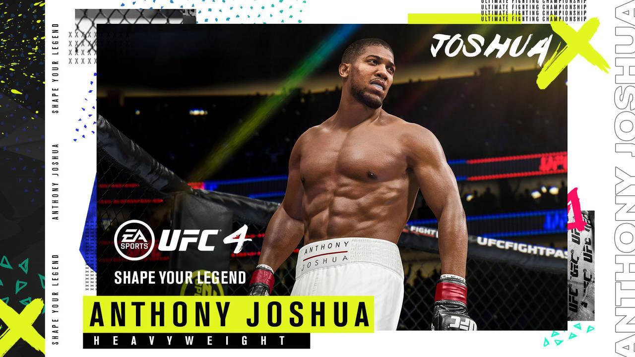 EA SPORTS UFC 4 revela el tráiler del nuevo modo carrera