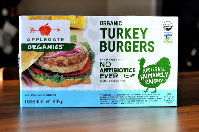 Applegate Organics® Turkey Burgers | Taste As You Go