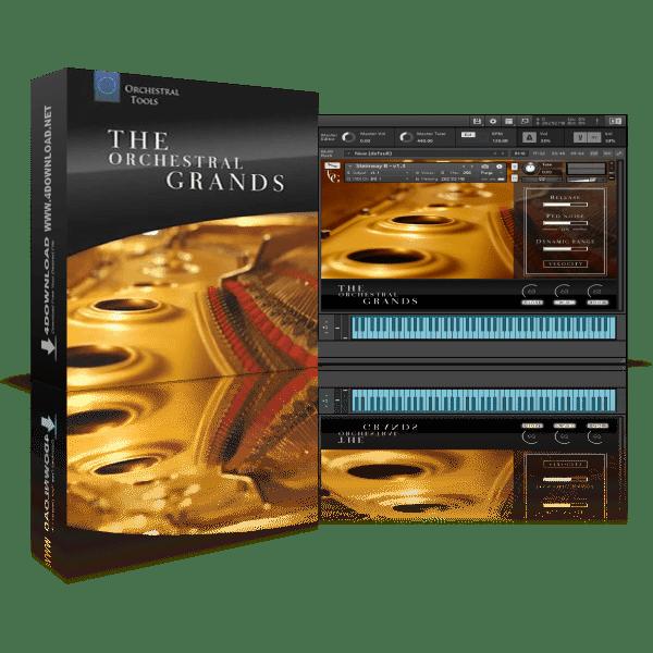 Orchestral Tools The Orchestral Grands v1.3 KONTAKT Library