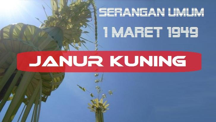 Fakta Serangan Umum 1 Maret 194 Tentara Nasional Republik Indonesia Terhadap Belanda