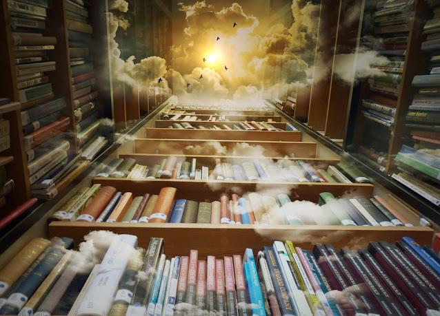 Źródło zdjęcia: https://pixabay.com/pl/photos/biblioteka-niebo-ptak%c3%b3w-mistyczne-425730/