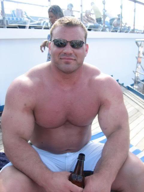 Strong Man: Strong Man: Derek PoundstonDerek Poundstone Strongman