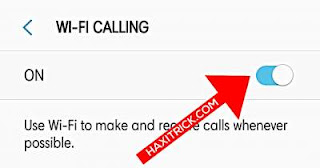 Turn On Wi Fi Calling Feature In Android And IPhone Hindi