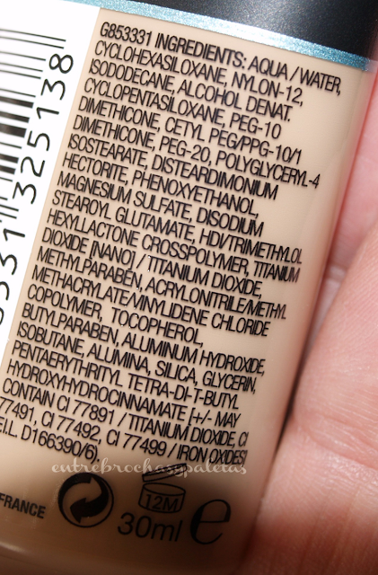 fit me matte poreless maybelline