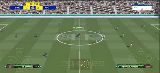 Download eFootball PES 2022 PPSSPP Graphics HD Camera Fix Cursor & Last Transfer And Kits 2021/22