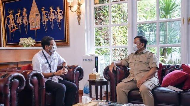 Prabowo Berpeluang Besar Menang Pilpres 2024, Begini Analisanya