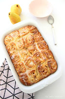 Cannelbullar, Zimtschnecken mit Birne, Rezept auf dem Südtiroler Food und Lifestyleblog kebo homing