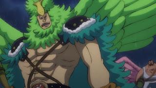ワンピースアニメ   百獣海賊団 Beasts Pirates   ONE PIECE   Hello Anime !
