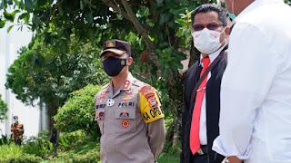Polres Tana Toraja Keluarkan Himbauan Disiplin Prokes, dan menindak tegas yang melanggar prokes.
