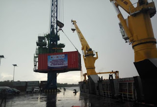 Covid - 19 Mereda, Usaha Angkutan Laut Optimis Kembali Berkembang