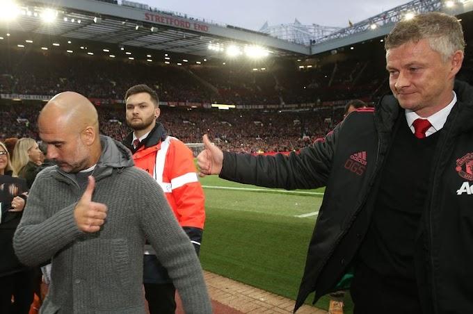 Manchester United still bigger than Manchester City - Ole Gunnar Solskjaer
