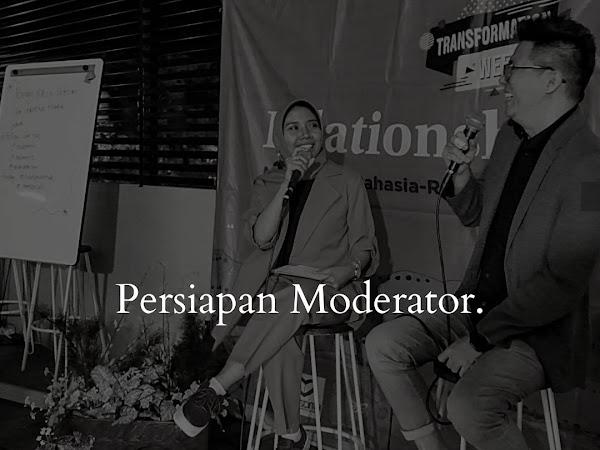 Moderator Siap Kerja yang Kaya Gimana?