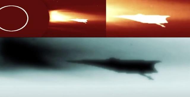 UFO News ~ Huge Spaceship Captured Using The Sun As A Stargate plus MORE Alien-spaceship-sun-stargate-portals%2B%25281%2529