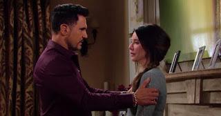 Beautiful, anticipazioni americane e trame future dicembre 2017: Brooke sceglie Ridge, Steffy fa il test della paternità?