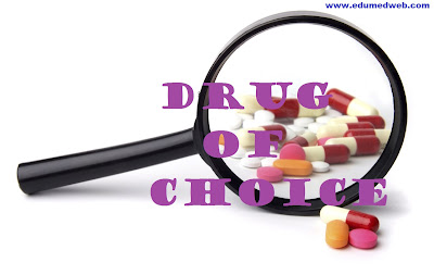 drug-of-choice