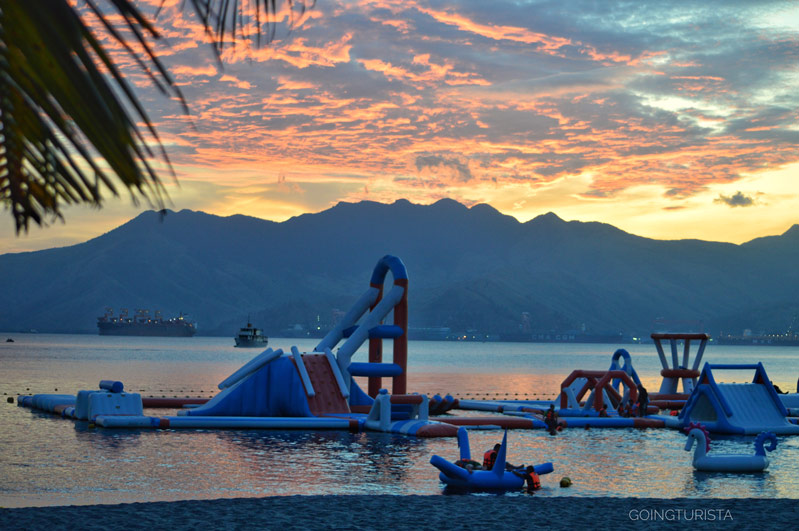 Inflatable Island Subic Bay